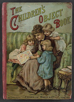 The childrens object book